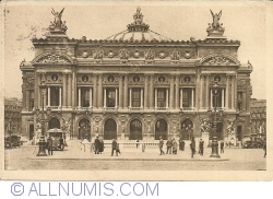Paris - The Opera (L'Opéra)