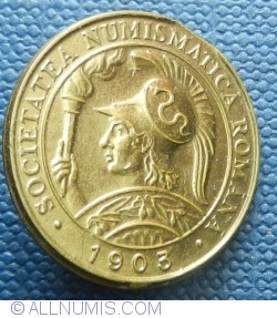 Image #1 of Romanian Numismatic Society