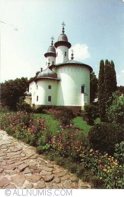 "Image #1 of Mănăstirea Văratec - The Church of the ""Dormition"""