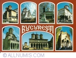 Image #1 of Bucharest - Churches and Monasteries