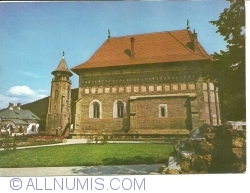 Image #1 of Piatra Neamț - The Church and Stephen the Great Tower (1968)