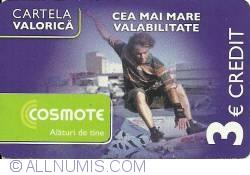Cartela de reincarcare-(Alaturi de tine)-3 euro