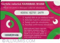 Image #2 of KAMARAD - 10 $
