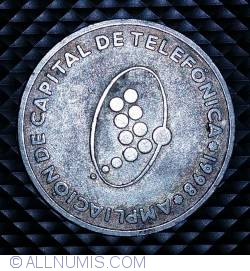 Image #2 of Ampliacion de capital de telefonica 1998