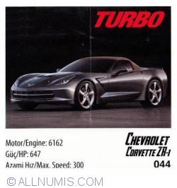 Imaginea #1 a 044 - Chervolet Corvette ZR-1