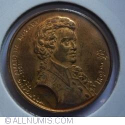 Wolfgang Amadeus Mozart 1756 - 2006 * 250 de ani de la naştere