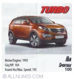 Image #1 of 100 - Kia Sportage