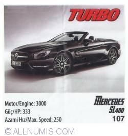Image #1 of 107 - Mecedes SL400