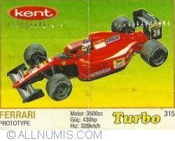Image #1 of 315- Ferrari Prototype