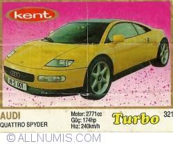 Image #1 of 321 - Audi Quattro Spyder