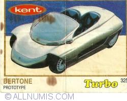 Image #1 of 325- Bertone Prototype