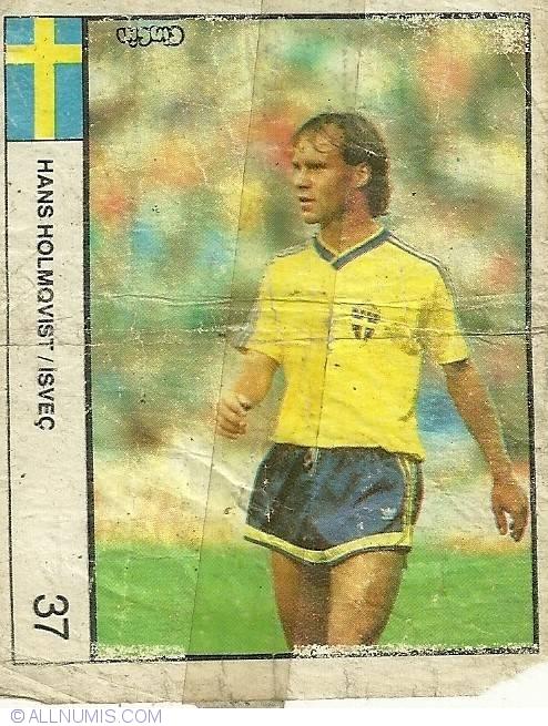 Holmqvist - Svezia