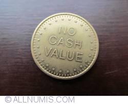 Imaginea #1 a Jeton no cash value - cat coin