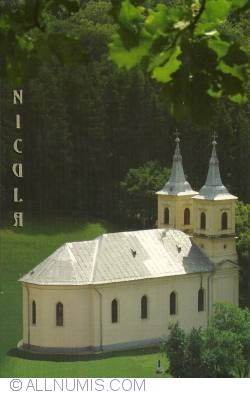 Nicula Monastery - Church