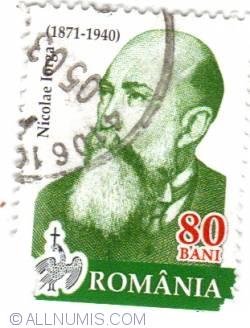 Image #1 of 80 Bani 2012 - Nicolae Lorga (1871-1940)