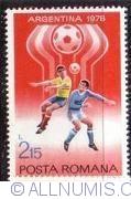 Imaginea #1 a 2,15 Lei 1978 - CM Fotbal Argentina 1978