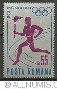 Imaginea #1 a 55 Bani - Flacara olimpica Munchen