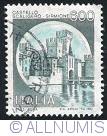 Image #1 of 600 Lire 1980 - Castello Sacligero Sirmione