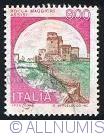 Image #1 of 800 Lire 1980 - Rocca Maggiore Assisi