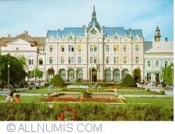 "Image #1 of Satu Mare - Hotel ""Dacia"" (1972)"