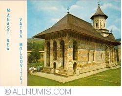 Image #1 of Vatra Moldoviţei Monastery (1975)