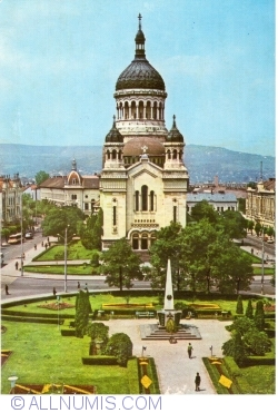 Image #1 of Cluj-Napoca - Orthodox Cathedral (1975)