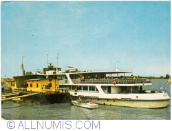 Image #1 of Tulcea - View from port (1975)