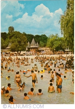 Image #1 of Băile Felix -  The main swimming pool (1975)