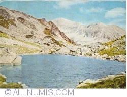 Image #1 of Retezat Mountains - Tăul Agățat Lake(1967)