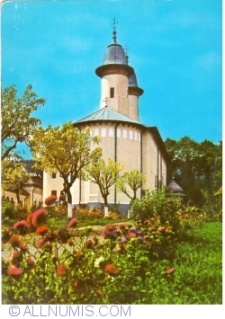 Image #1 of Văratec Monestery (1969)