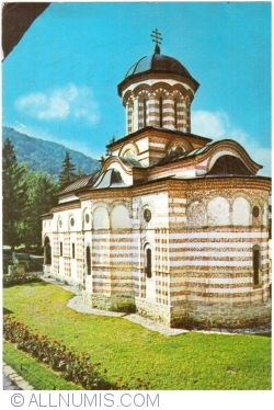 Image #1 of Cozia Monastery (1969)