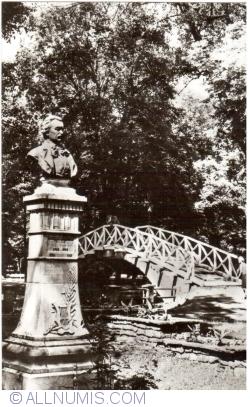 Image #1 of Botosani - Park M. Eminescu view