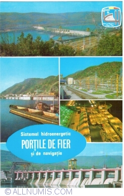 Image #1 of Iron Gate - Hydropower and navigation system