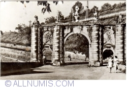 Image #1 of Alba Iulia - The bottom gate of the fortress (1966)