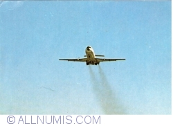 Image #1 of TAROM - BAC 1-11 in flight