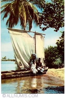 Image #1 of Luanda - Fishermen at Ilha do Mussulo
