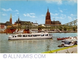 Image #1 of Frankfurt am Main - Wikinger passenger ship on the Rhine