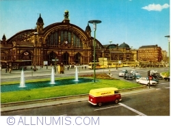 Image #1 of Frankfurt am Main - Hauptbahnhof (Central station)