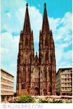 Image #1 of Cologne (Köln) - Cologne Cathedral (Kölner Dom)