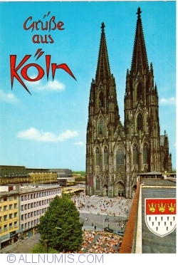 Image #1 of Cologne (Köln) - Greetings from Cologne (Grüße aus Köln)