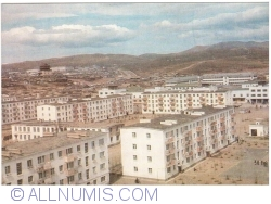Imaginea #1 a Ulan Bator - Ulaanbaatar (Улаанбаатар) - Blocuri noi (1965)