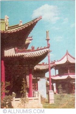 Imaginea #1 a Ulan Bator - Ulaanbaatar (Улаанбаатар) - Mănăstirea (1965)