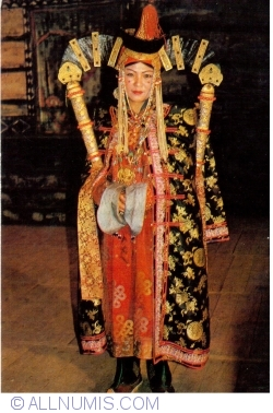 Imaginea #1 a Teatrul Național Academic de Operă și Balet din Mongolia - Miss Nansolma