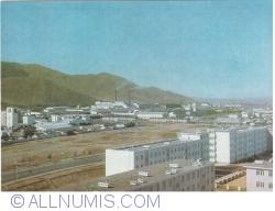 Ulan Bator - Ulaanbaatar (Улаанбаатар) - Industrial Zone (1965)