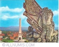 Image #1 of Alba Iulia - View to Obelisk Horia, Closca and Crisan (1971)