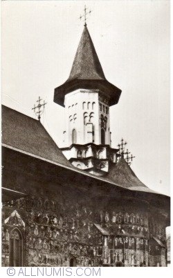 Image #2 of Mănăstirea Sucevița - The Church