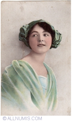 Image #1 of Postcard Souvenir (1920)