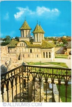 Image #1 of Târgoviște - The Princely Church (1971)