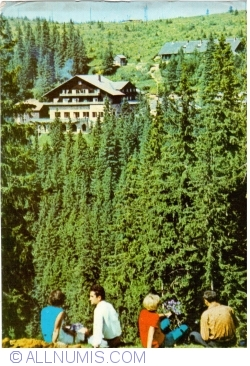 Image #1 of Păltiniș - Tourist Complex (1971)