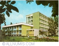 Image #1 of Bacau - Maternity Hospital (1971)